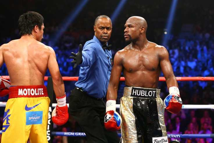 Image result for floyd mayweather manny pacquiao