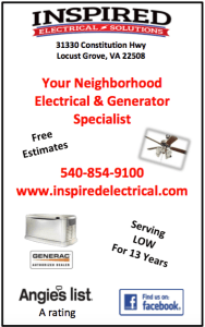 Inspired Electrical services