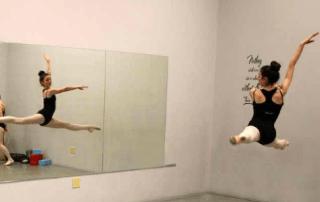 MFA dancer