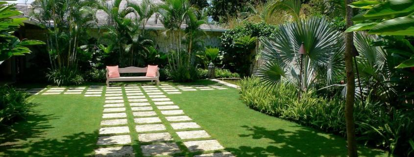 Tropical Garden Design  Landscaping in Brisbane Queensland AU