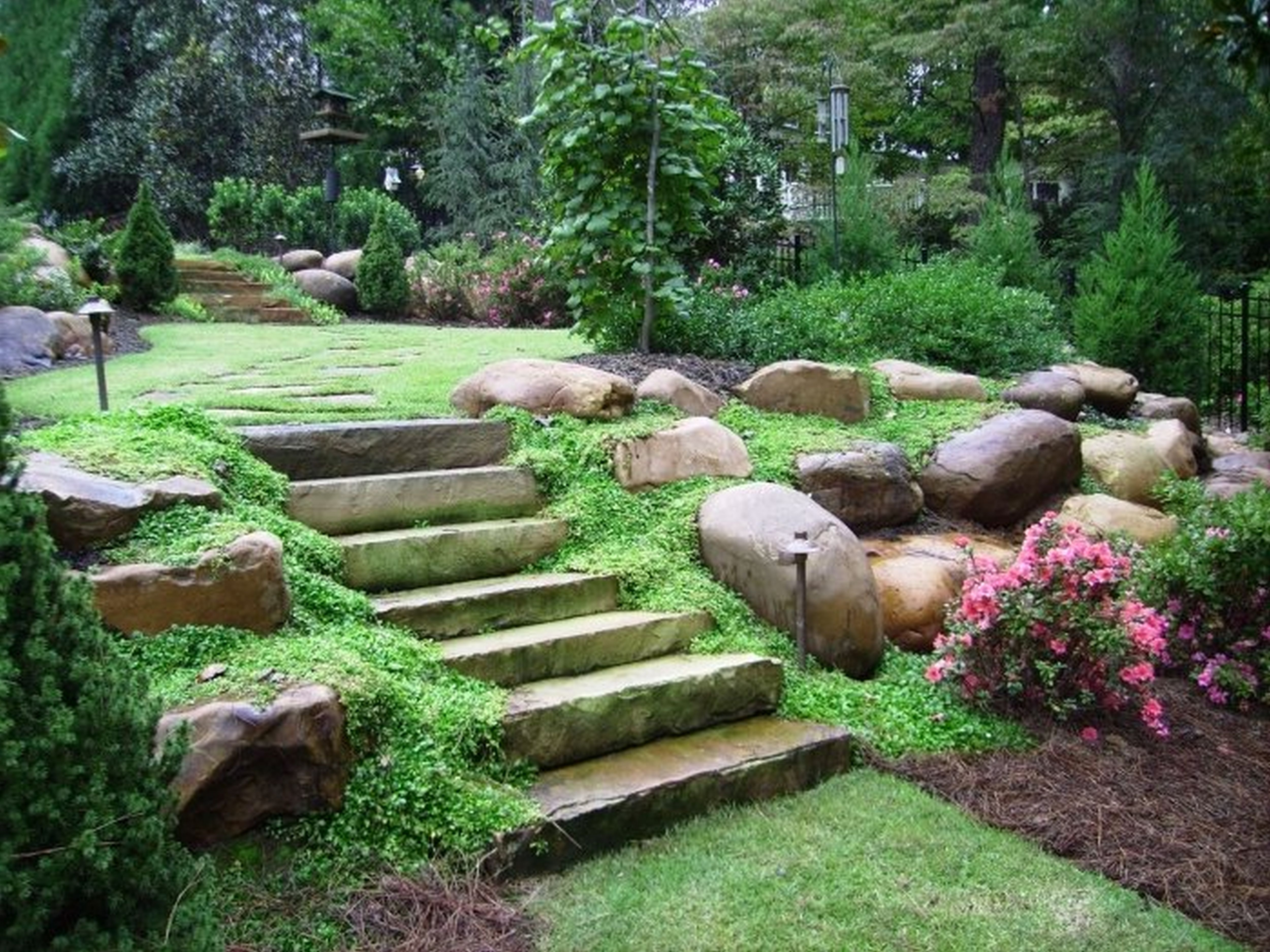 Landscape Ideas  Landscaping Design in Brisbane, Queensland