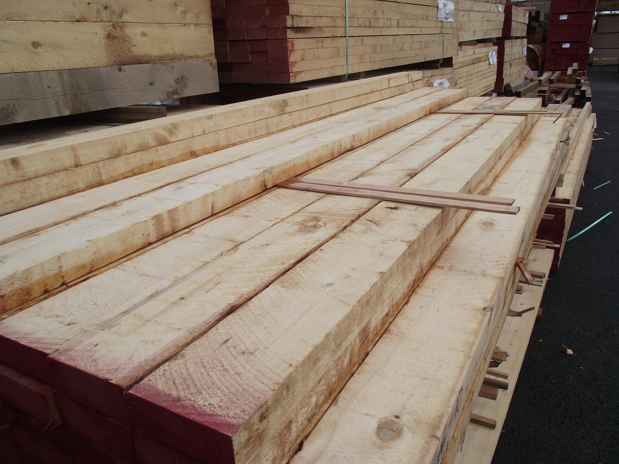 6×6 Cedar Lumber