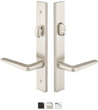 Emtek Door Configuration #3 Brass MODERN Style Multi-Point ...