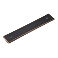 Emtek Curvilinear Neos Cabinet Pull Backplate | Low Price ...