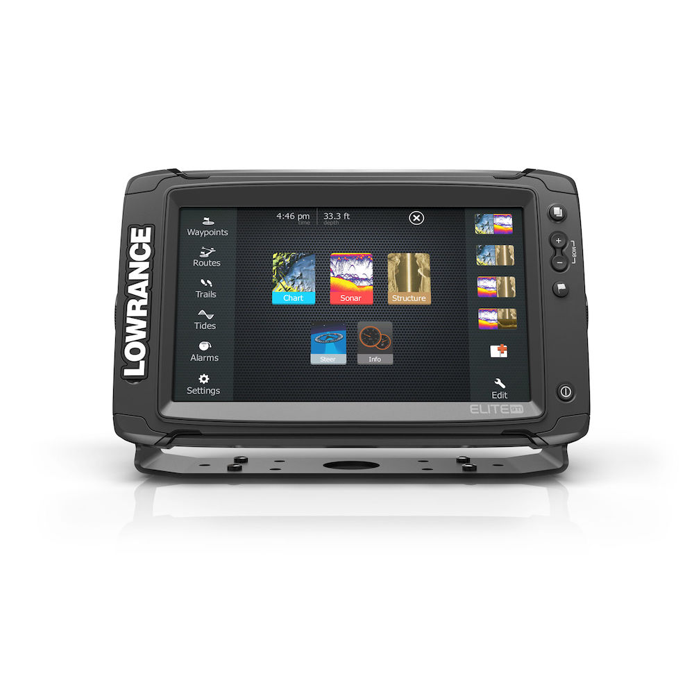 hight resolution of lowrance elite 9 ti fishfinder chartplotter lowrance lowrance usa