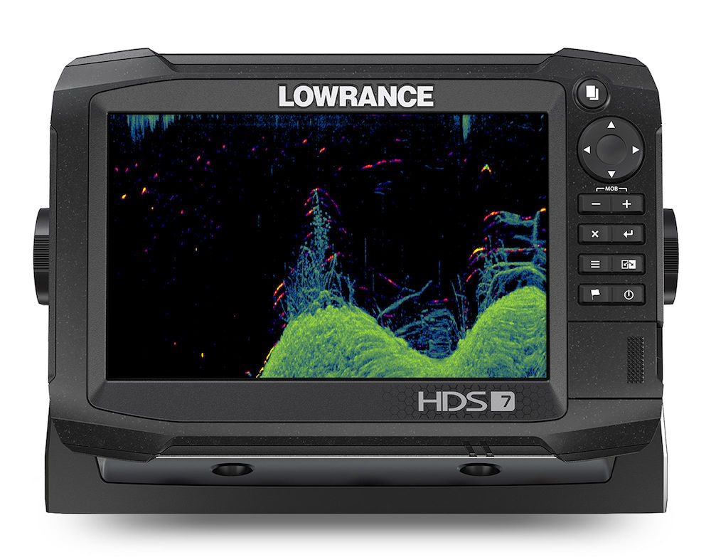 Lowrance HDS Carbon 7  Fishfinder  Chartplotter