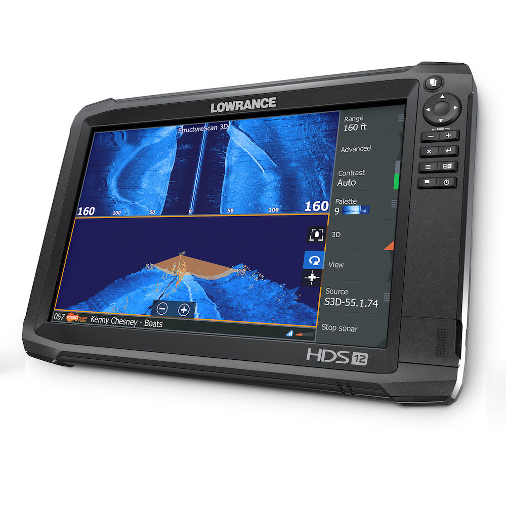 medium resolution of hds 12 carbon fishfinder chartplotter lowrance lowrance usa previous span i lowrance sonichub wiring diagram