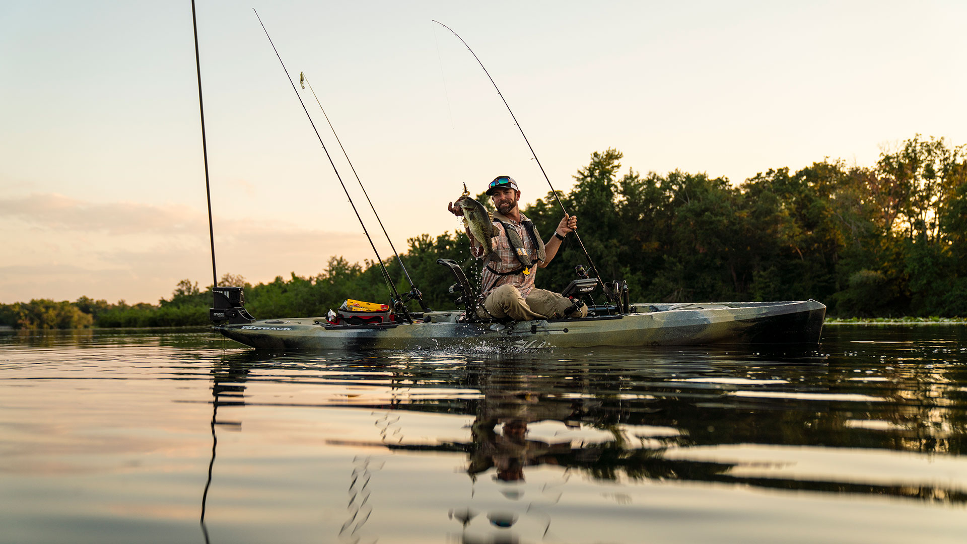 hight resolution of the home of kayak fishing