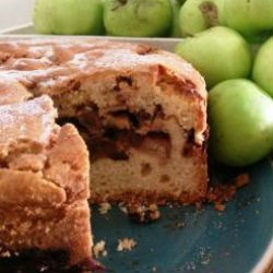 Sizergh Apple Cake