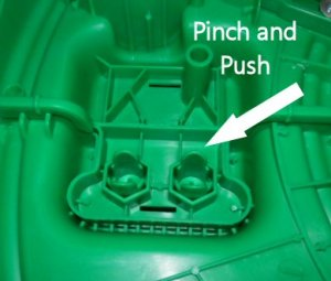 Pinch and Push