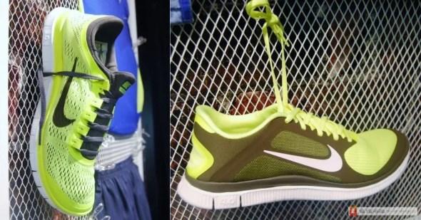 2013 Nike Free 3.0 and Nike Free 4.0