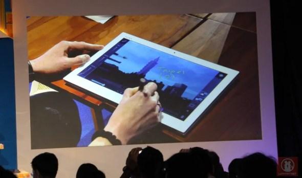 Sony Vaio Duo 13 @ Intel Event