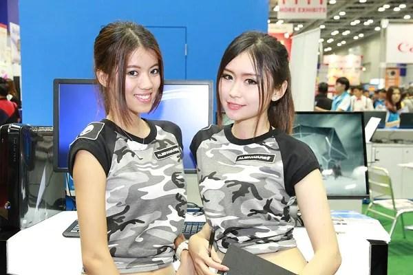 PC Fair Girls