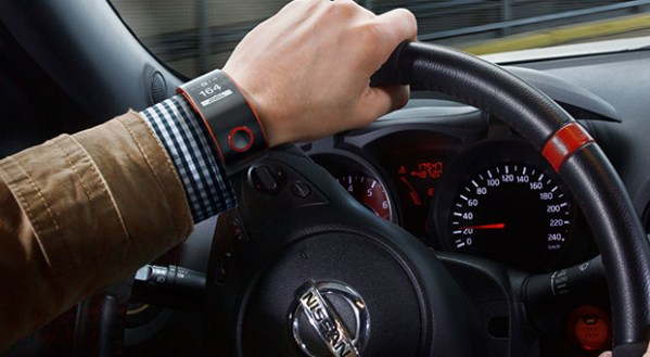 Nissan Smartwatch