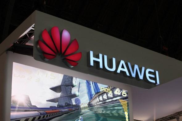 Huawei Booth