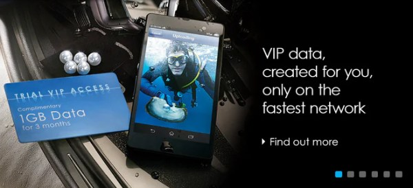 Celcom First VIP Data Promotion