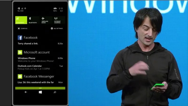 Build 2014: All The New Features On Windows Phone 8 1