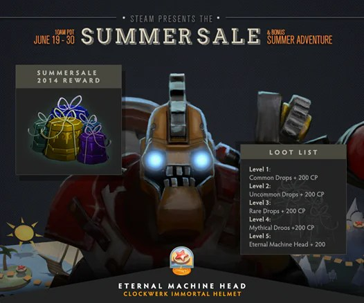 Feature The Steam Summer Adventure Lord Of The