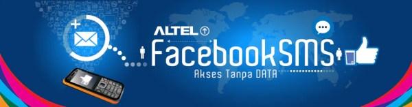 Altel Facebook SMS