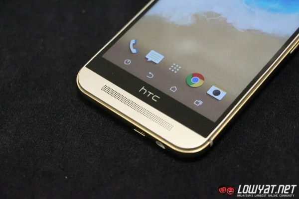 HTC One M9 Hands On34
