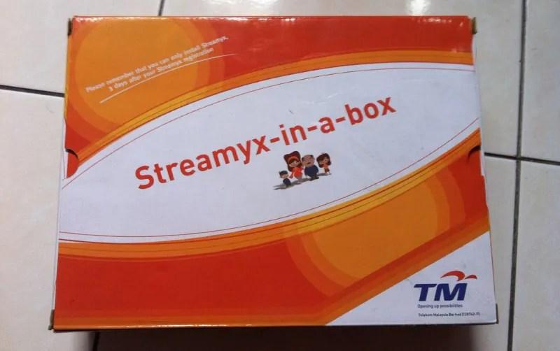 TM Streamyx In A Box