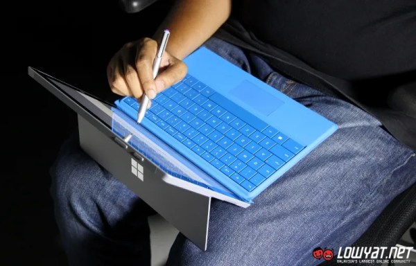 Microsoft Surface 3 Review 13