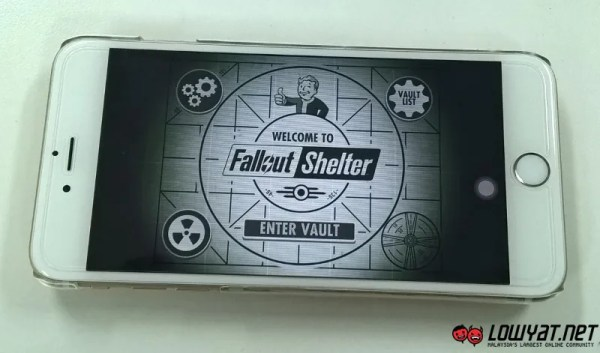 Fallout Shelter for iPhone 01