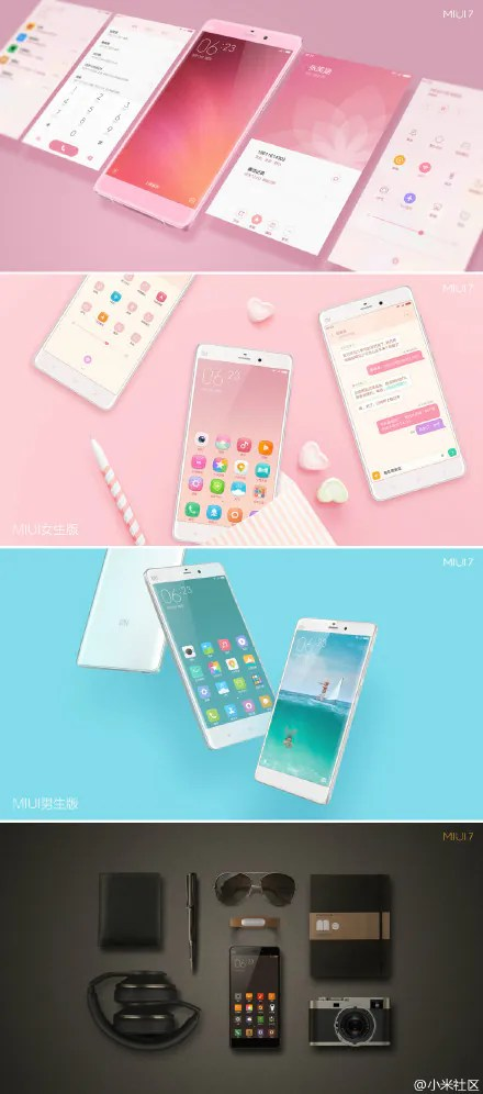Xiaomi Announces MIUI 7, Available Tomorrow in China for All