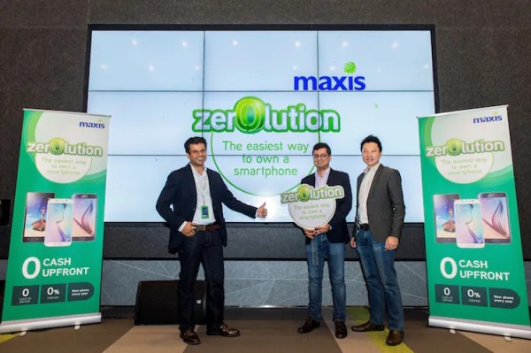 New MaxisONE Plan and Zerolution Launch