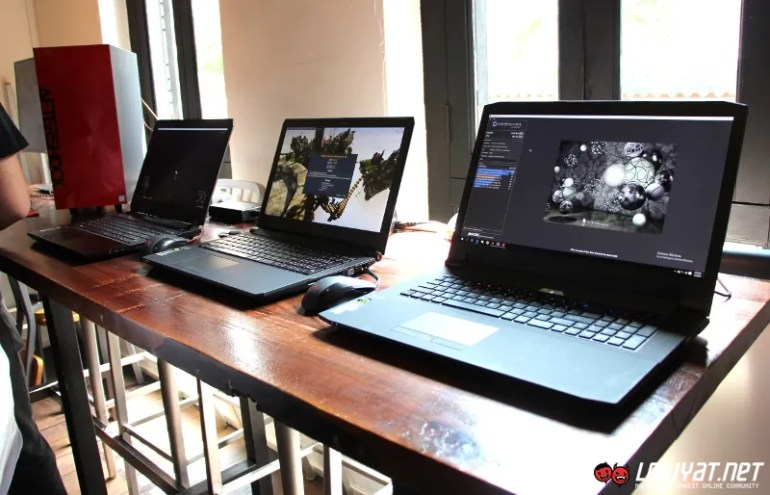 First In Asia: Aftershock PC Singapore Launches Desktop and