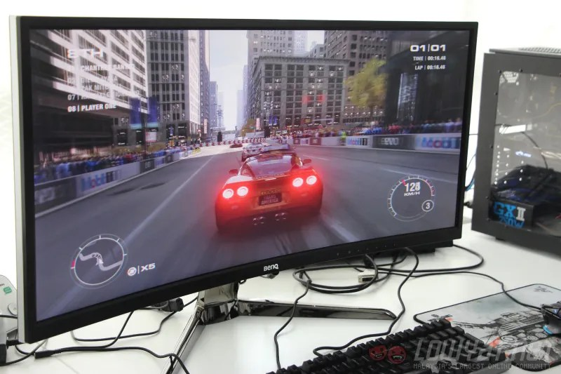 Lightning Review: BenQ XR3501 35-inch Ultrawide Curved Gaming Monitor   Lowyat.NET