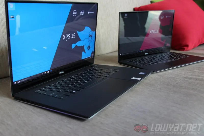 Hands On: Dell XPS 15 - Not Just a Bigger XPS 13 | Lowyat NET