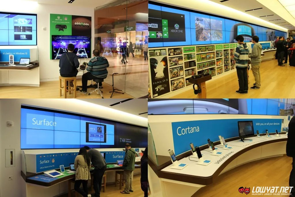 Inside The Mothership: A Tour of Microsoft Redmond Campus