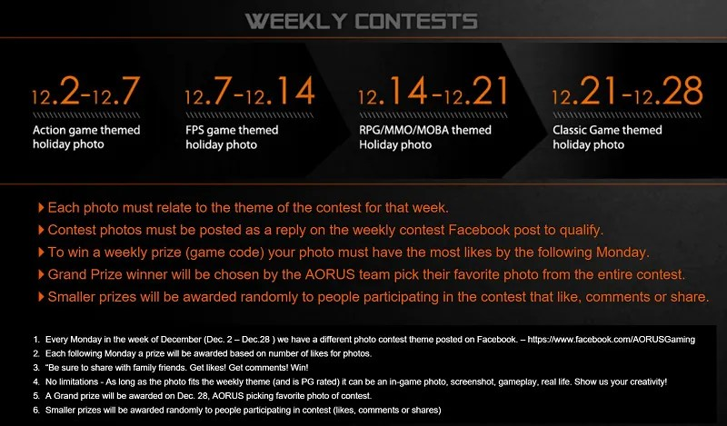 Stand a Chance to Win an Aorus X3 in This Photo Contest