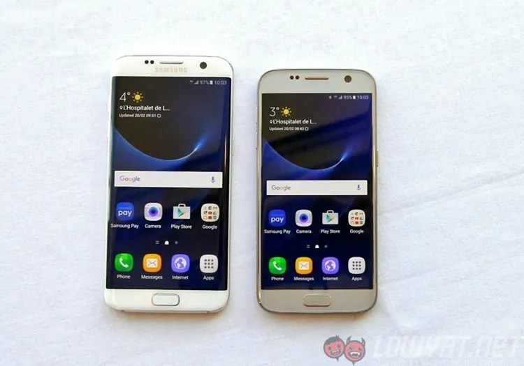 Samsung Galaxy S7 & S7 edge Hands On: Is This the Most