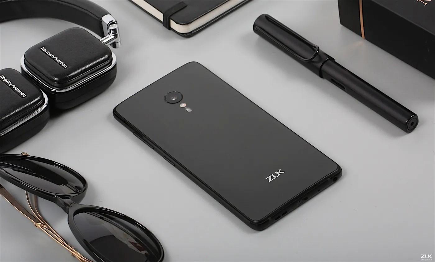 Lenovo Announces ZUK Z2 Pro, a High-End Smartphone that