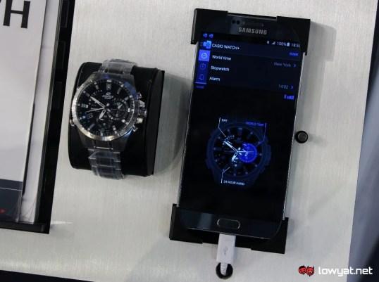 Casio Malaysia Global Time Sync Showcase 2016 02