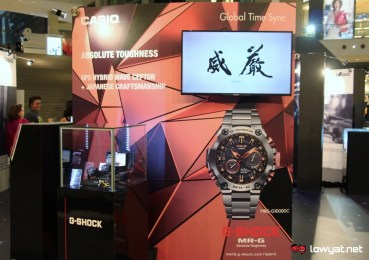 Casio Malaysia Global Time Sync Showcase 2016 08