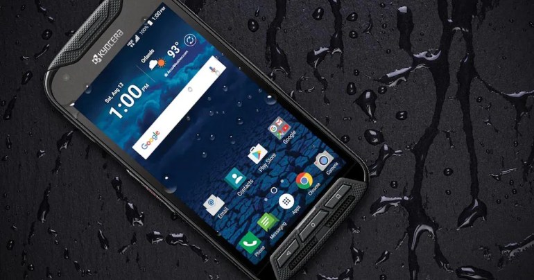 Kyocera Introduces DuraForce Pro, a Smartphone that Doubles