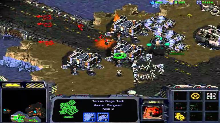 Starcraft: Brood War Has Received Its First Patch In A