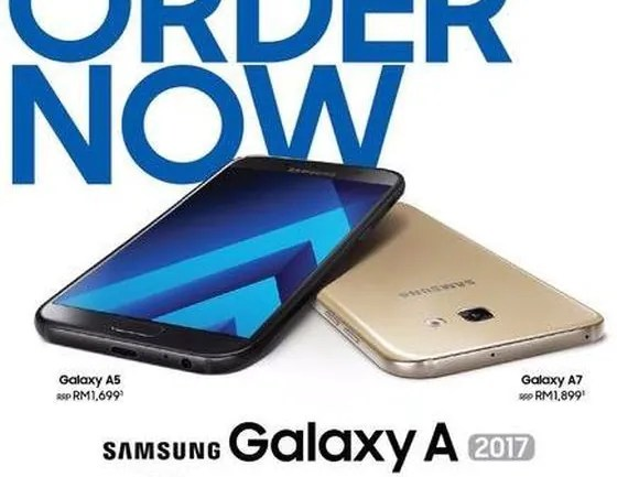Leaked: Here Are The Pricing of Samsung Galaxy A Series 2017