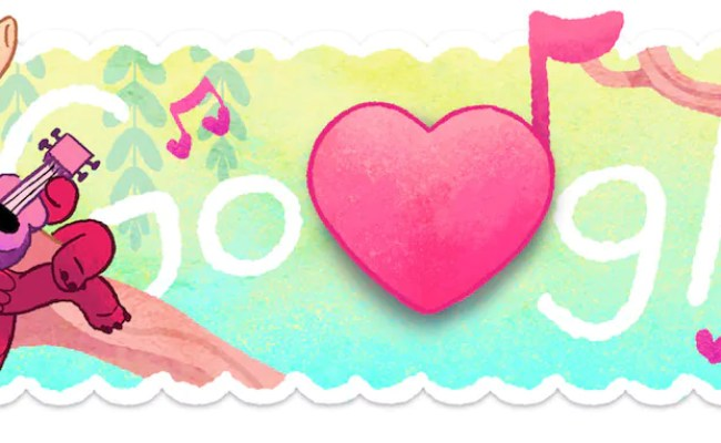 Google Celebrates Valentine S Day With Multiple Mini Games
