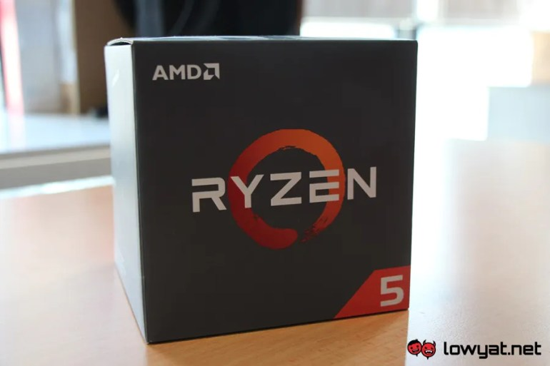 Some AMD Ryzen 5 1600 And 1600X CPUs Have 8 Working Cores