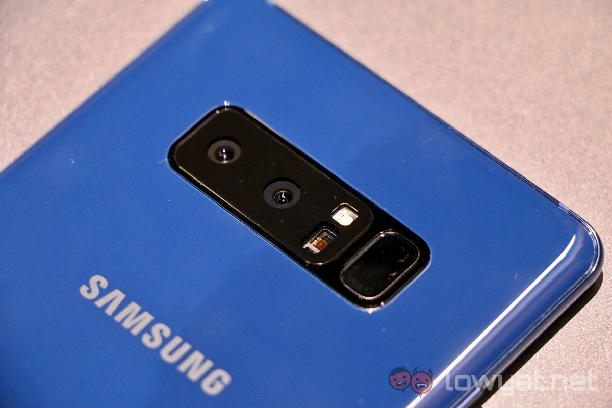 Samsung Galaxy Note 8 Hands On: Banishing Demons | Lowyat NET