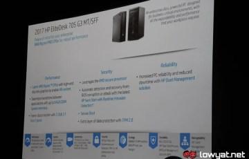 HP EliteDesk 705 G3