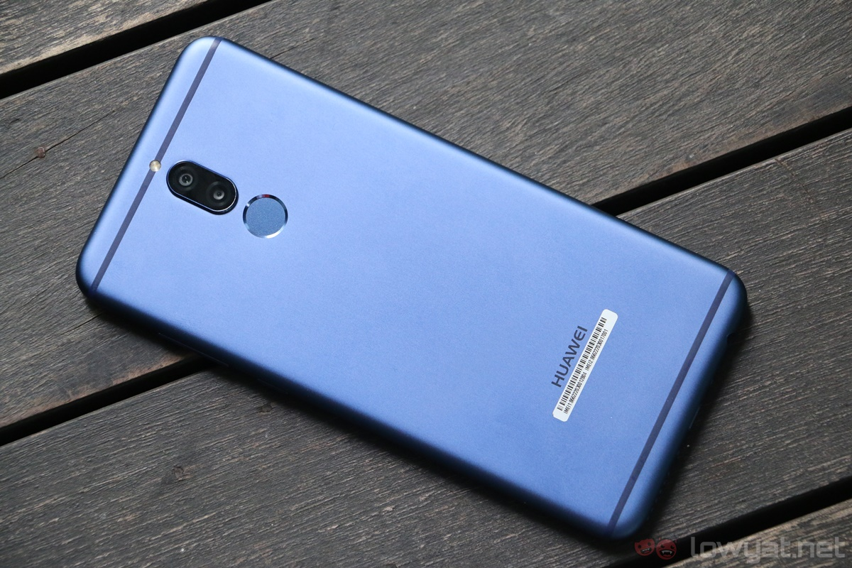 Huawei Nova 2i Hands On: Democratising The 18:9 Display