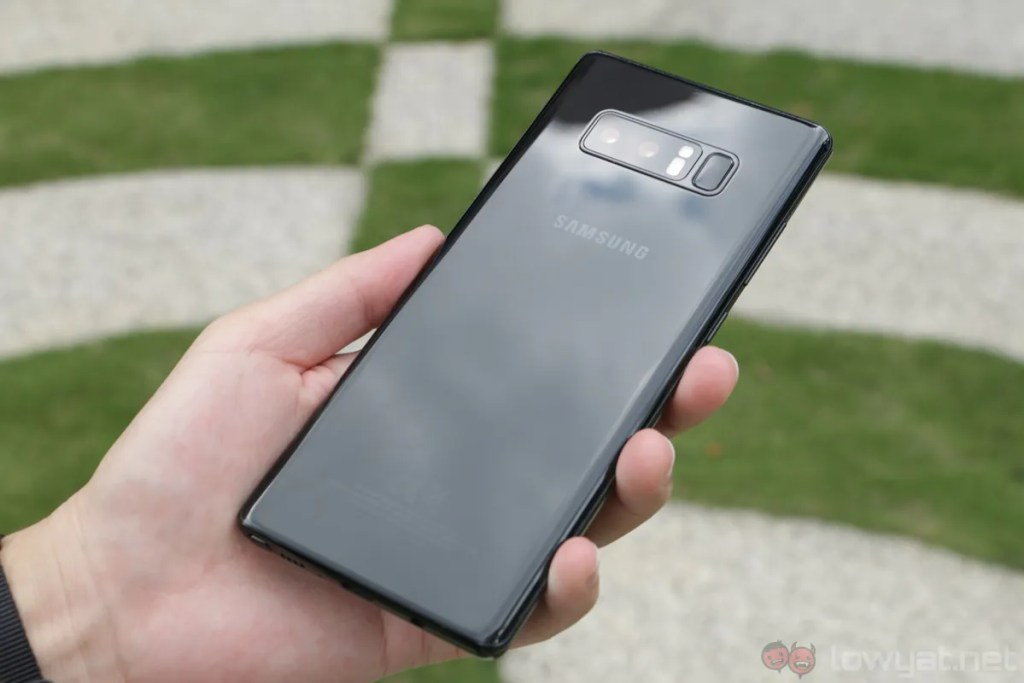 Samsung Galaxy Note 8 Review: Return to Form | Lowyat NET