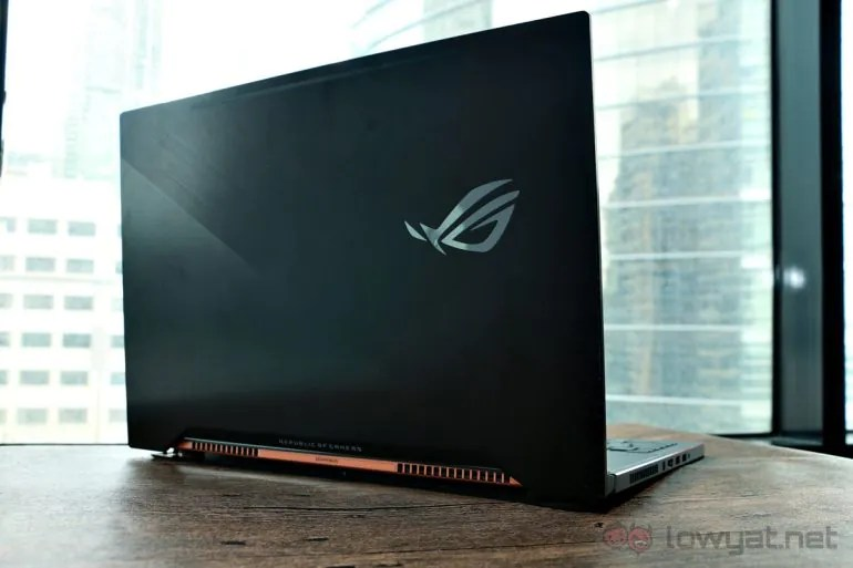 Asus ROG Zephyrus M: First Impressions