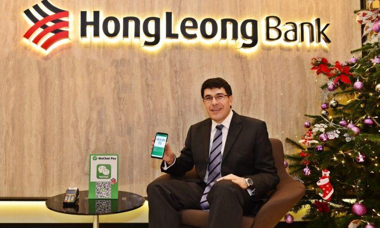 Hong Leong Bank - WeChat Pay