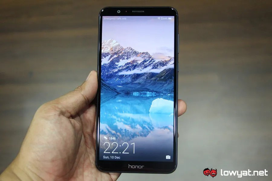Honor 7X Hands On: The Brand's First Ever 18:9 Smartphone in